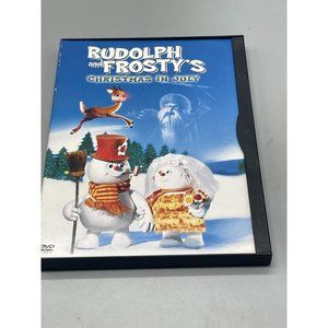 Rudolph and frosty chistmas in july dvd 97 min 200